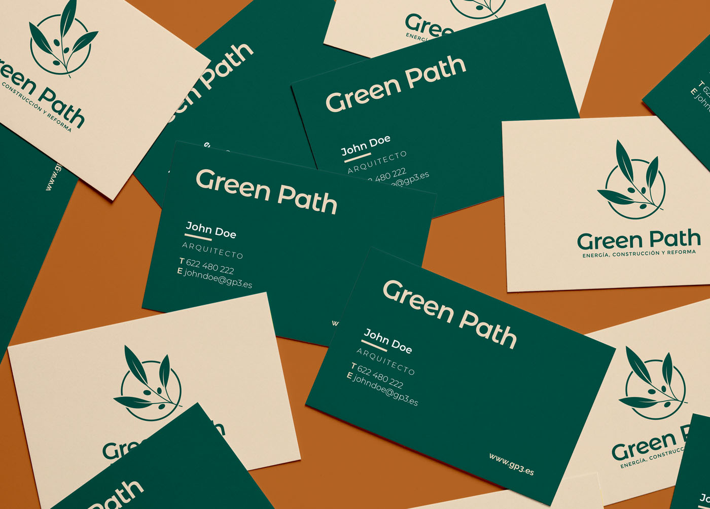 Tarjetas Green Path