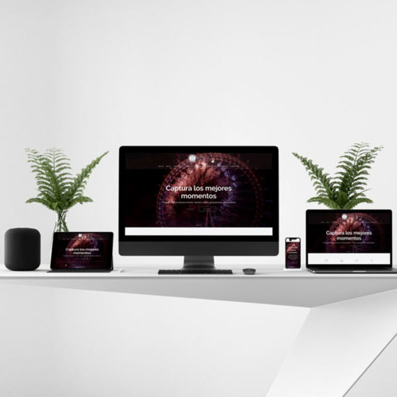 Diseño Web Jose maría Fotógrafía